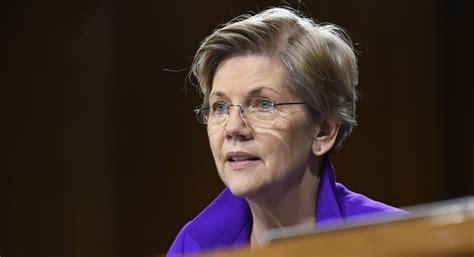 elizabeth warren wont commit   senate run politico