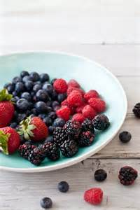 Mixed Berry Sorbet