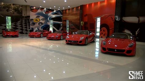 The World's Greatest Modern Supercar Collection Youtube