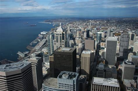 Columbia Center Observation Deck Groupon by Sky View Observatory Downtown Seattle Wa Verenigde