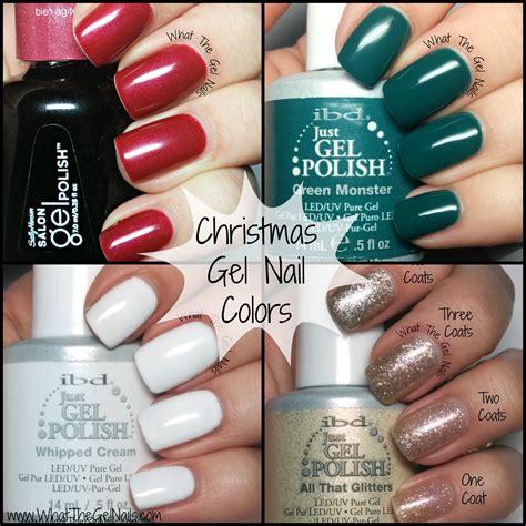gel nail colors ibd just gel gel nail colors