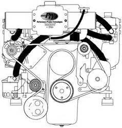 Mercruiser Gm 5 0l  5 7l V8