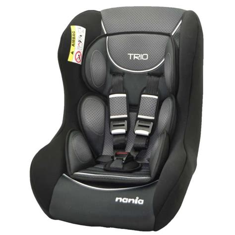 notice siege auto nania nania siège auto trio sp confort groupe 0 1 2
