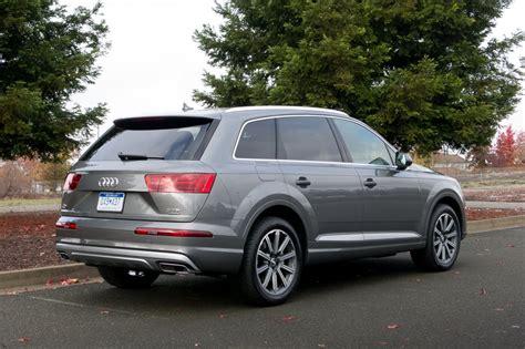 2017 Audi Q7 First Drive  News Carscom