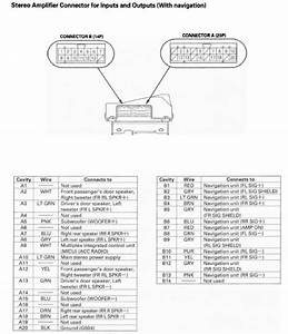 2004 Honda Odyssey Radio Wiring Diagram