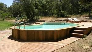 Grande Piscine Hors Sol : tout savoir sur les piscines hors sol ~ Premium-room.com Idées de Décoration