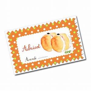 Mes étiquettes Gratuites à Imprimer : etiquettes pour confiture d abricot dans mon bocal ~ Nature-et-papiers.com Idées de Décoration