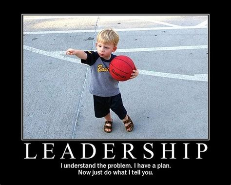 funny leadership quotes sayings funny leadership picture