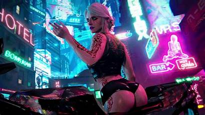 Cyberpunk 2077 Wallpapers Background Launchbox Themes Avante