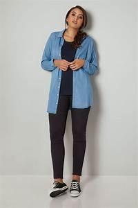 Gap Denim Size Chart Black Skinny Stretch Ava Jeans Plus Size 16 To 28
