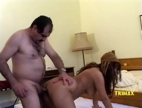 Mature Arab Man Enjoying Sex In Doggy Style XXX Dessert