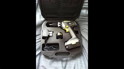 challenge xtreme cordless drill driver review youtube