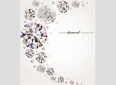 Vector crystal diamond background free vector download