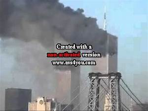 9-11: UFO or SMALL WHITE JET? - YouTube