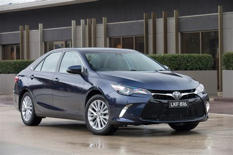 Review Toyota Camry by 2015 Toyota Camry Review Caradvice