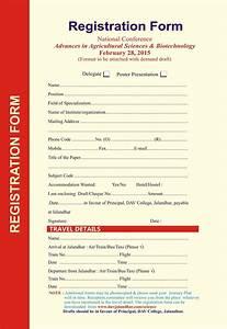 sample workshop registration form template - volunteer application volunteer registration autos post