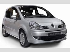 Renault Grand Modus mini MPV 20082012 pictures Carbuyer