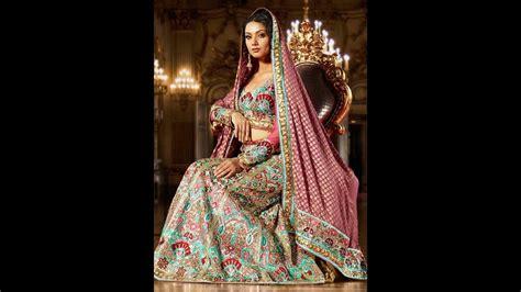 Wedding Dresses Indian : Bridal Lehenga Choli