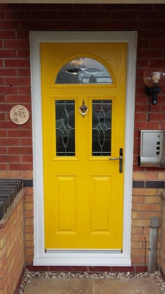 selection  composite front door styles   windows