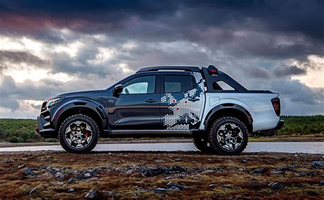 The nissan navara ute competes with similar models like the ford ranger, mitsubishi triton the nissan navara is also known as the nissan frontier (north america), the nissan np300 (mexico. Nissan Navara Nismo planned, could use VR30 twin-turbo V6 ...