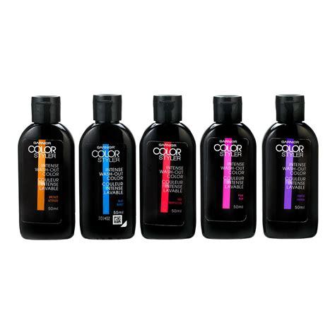 garnier wash out hair color garnier color styler wash out color review