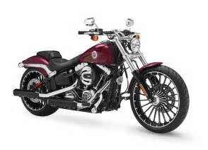 2017 Harley-Davidson Motorcycles Breakout