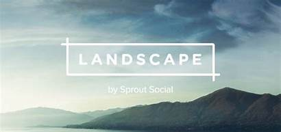 Social Landscape Guide Sprout Sizes Loop Always