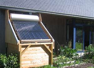Fabriquer Chauffe Eau Solaire : chauffe eau solaire autonome ~ Melissatoandfro.com Idées de Décoration