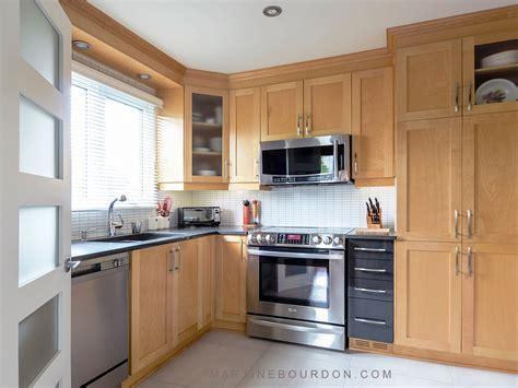 cuisine d été r 233 novation d une cuisine peinturer les armoires ou non