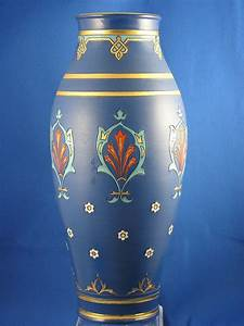 Vase Villeroy Und Boch : large villeroy boch mettlach germany arts crafts vase ~ A.2002-acura-tl-radio.info Haus und Dekorationen