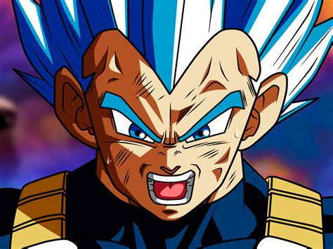 desktop wallpaper anime boy dragon ball super vegeta hd