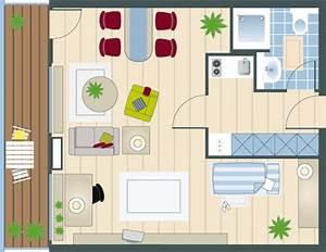 20 Qm Wohnung Einrichten : grundrissbeispiele augustinum ~ Lizthompson.info Haus und Dekorationen