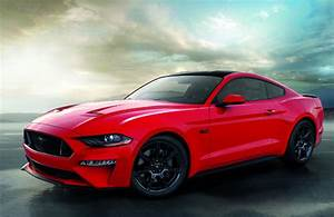 2018-Ruby-Red-Mustang-GT-Coupe-B_o - Kimber Creek Ford