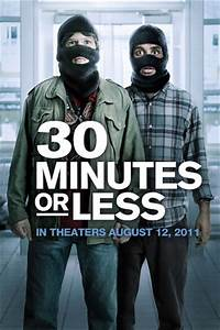 Two 30 Minutes or Less Posters - ComingSoon.net