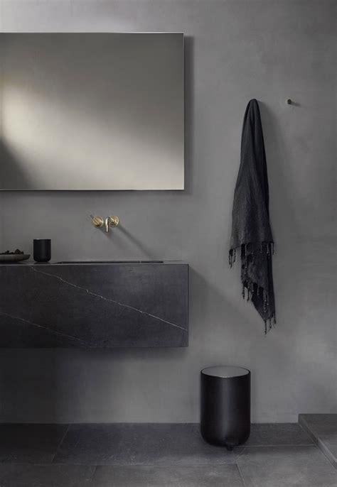 beautiful  moody bathroom  danish brand menu