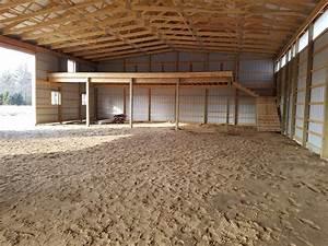 Pole Barn Interior Options