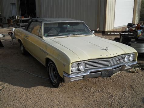 1965 Buick Skylark Gs by 1965 Buick Skylark Gs Convertible