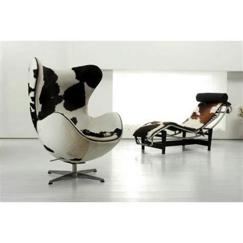 le corbusier inspired lc4 chaise longue