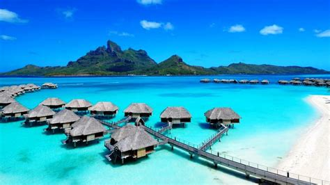 Top20 Recommended Luxury Hotels In French Polynesia Bora