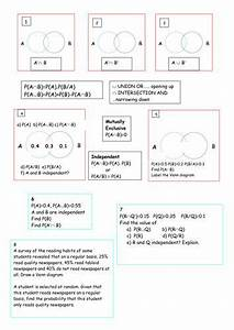 Probability Summary Doc