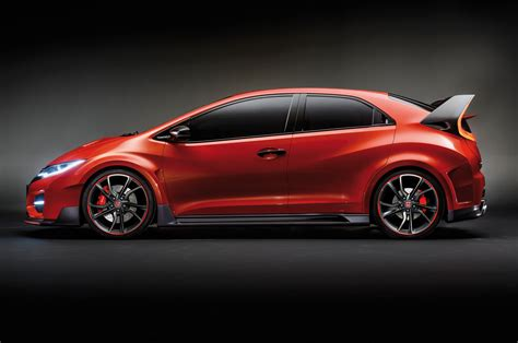 future honda civic honda civic type r to make production debut in geneva