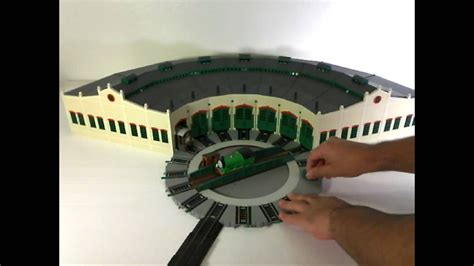 And Friends Tidmouth Sheds With Turntable by Bachmann Tidmouth Sheds