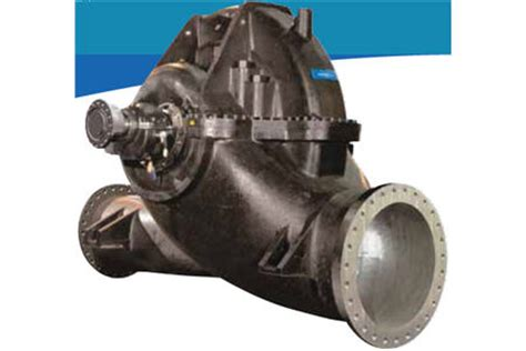 Flygt A-C Series Large Split-Case Pumps
