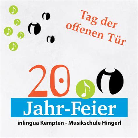 Jubilaeums Gewinnspiel 20 Tolle Preise by 20 Jahre Jubil 228 Um Inlingua Kempten