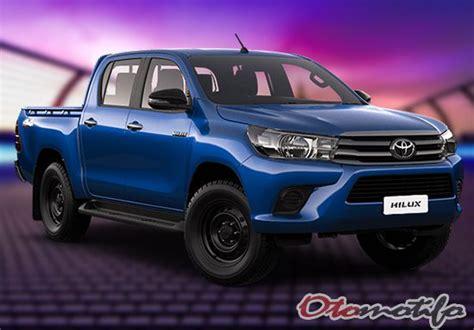 Mobil Toyota Hilux by Mobil Terbaik Indonesia 2019 Dengan Harga Termurah Otomotifo
