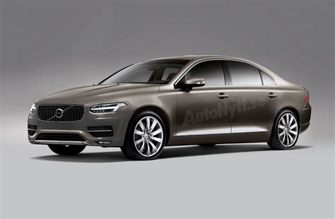 Volvo S90 Picture by Neuer Volvo S90 2016 Nordicwheels