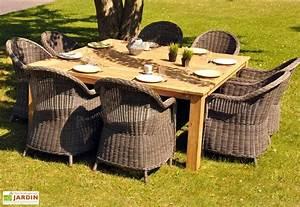 Table En Teck Jardin : table jardin teck carr e rustic 180x180 rustic table ~ Melissatoandfro.com Idées de Décoration
