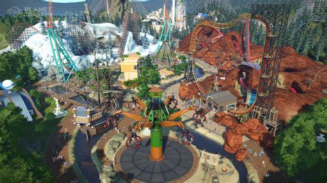 Free Summer Update  Planet Coaster