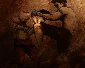 Download Muay Thai Wallpaper 1280x1024   Wallpoper #271631
