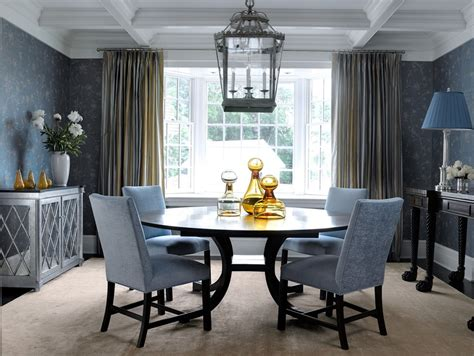 and yellow curtains here are the best ways for dining room decorating dining